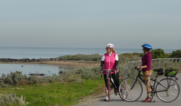 Altona ride in Melbourne