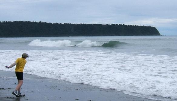 Bruce Bay New Zealand