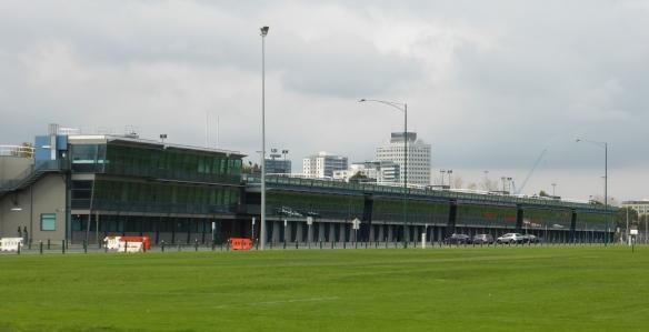 Formula 1 Grand Prix Paddocks Melbourne