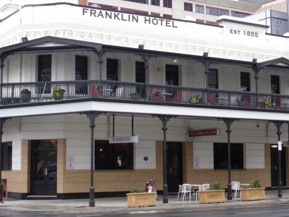 Franklin Hotel Adelaide