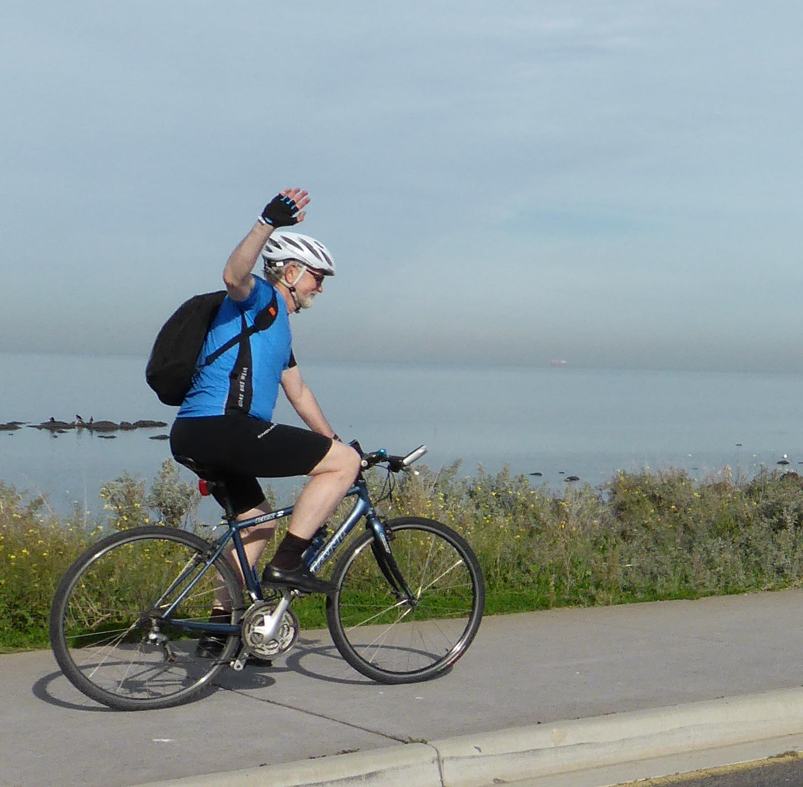 how to make a company master on bike