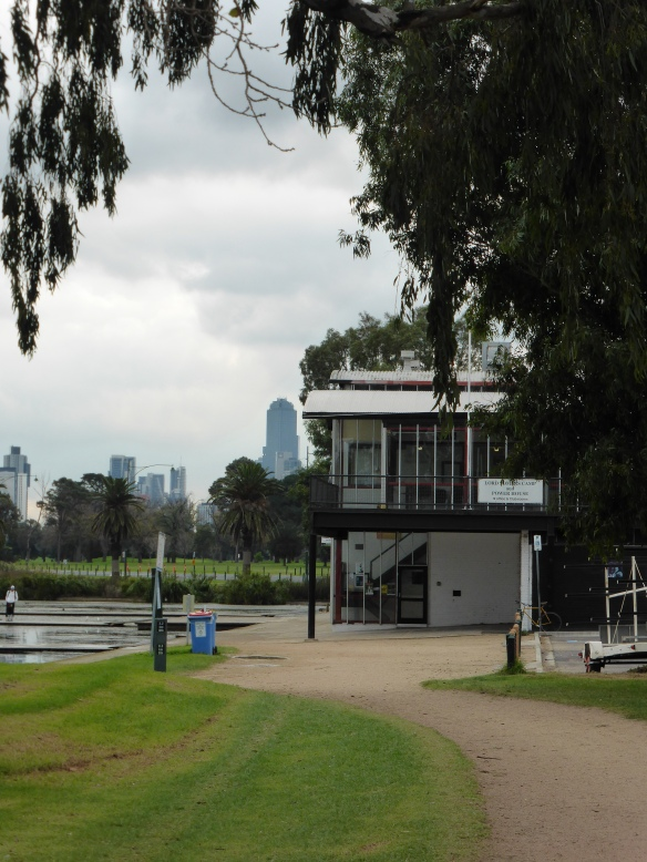 Lord Somers Camp and Powerhouse Albert Park Lake Melbourne