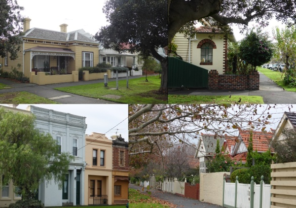 Middle Park Houses Melbourne