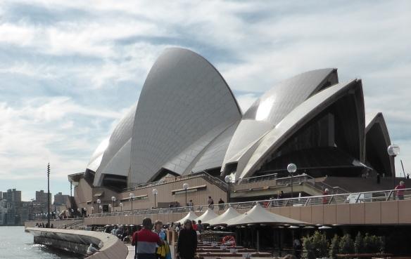 Opera Bar at Sydney Opera House