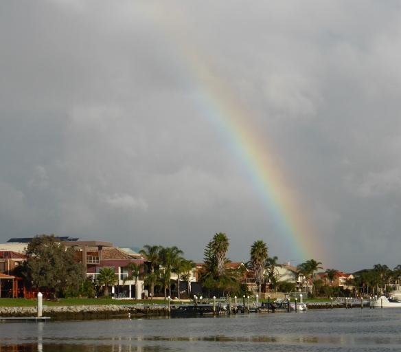 Patterson Lakes Rainbow