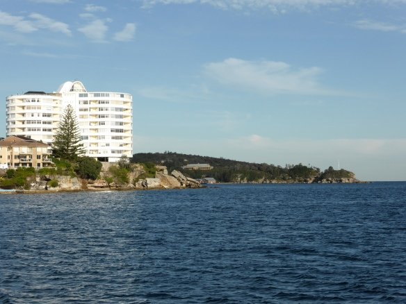 Prestige apartments at Manly