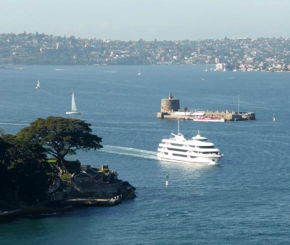 Sydney Harbour from Sydney Harbour Bridge