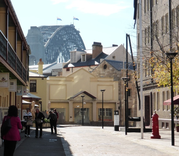 Sydney the Rocks