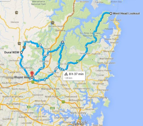 three great rides in Sydney