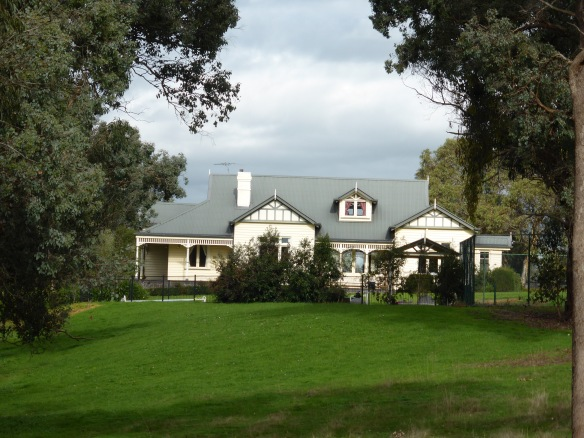 Traditional property Yarrambat