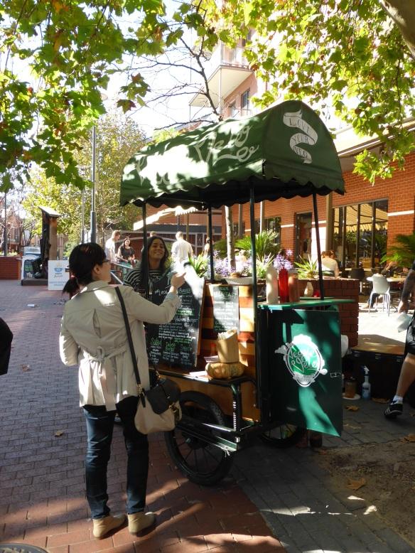 Veggie Velo Adelaide