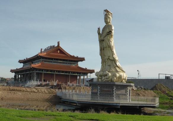 Vietnamese community buddist temple Melbourne