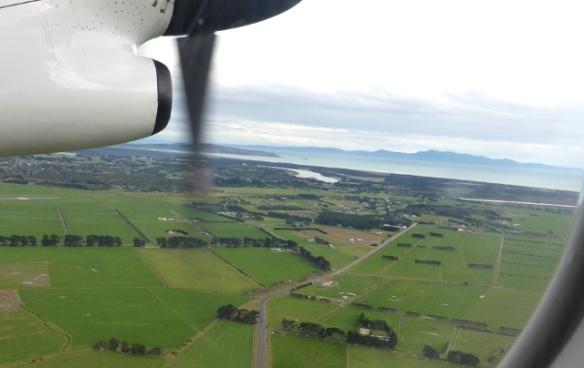 Arriving in Invercargill