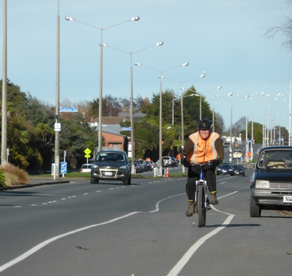 Cycling in Invercargill