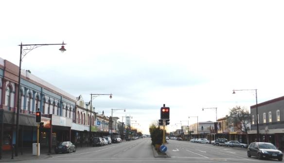 Dee Street Invercargill