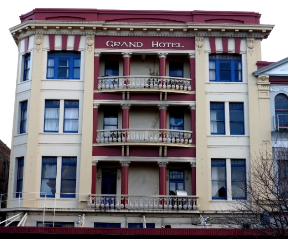 Grand Hotel Invercargill