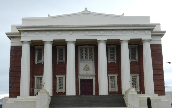 Invercargill classical style building