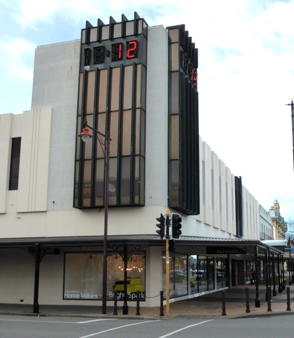 Invercargill H&J Smith Department store