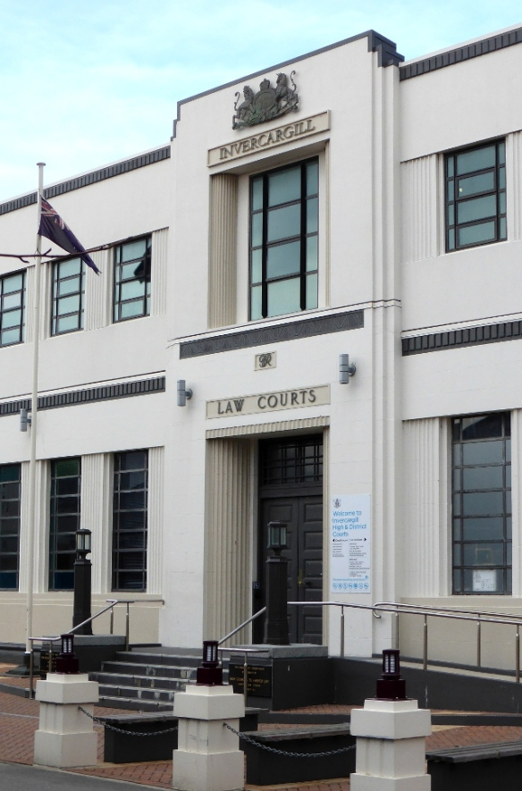 Invercargill Law Courts