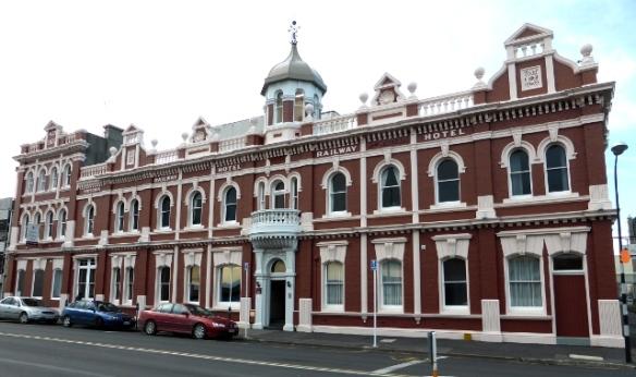 Invercargill Railway Hotel