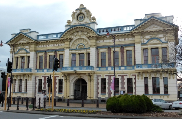Invercargill Town Hall and Theatre