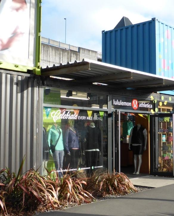 ReStart Christchurch New Zealand Container Store