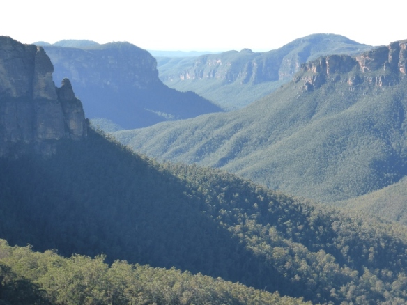 The Blue Mountains New South Wales