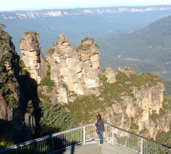 The Three Sisters Blue Mountains Katoomba