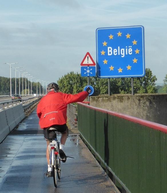 Cycling in Flanders Kevin Mayne