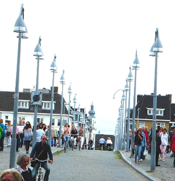 Bridge over the Maas - Maastricht