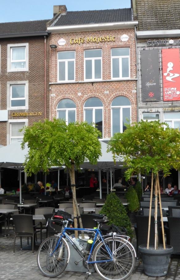 cycle touring in Belgium