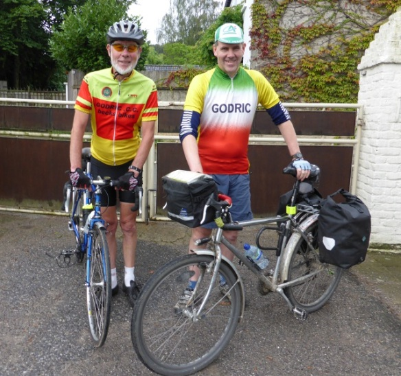 Belgium Flanders cycle touring
