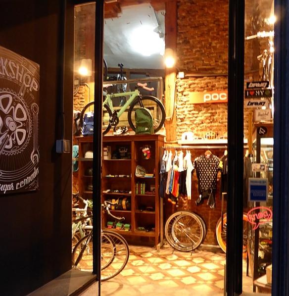 Kapelberg Bike Shop Madrid