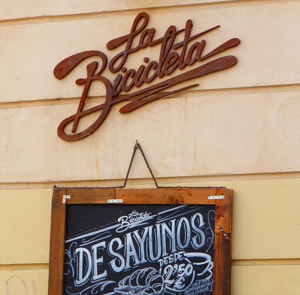 La Bicicleta cafe Madrid