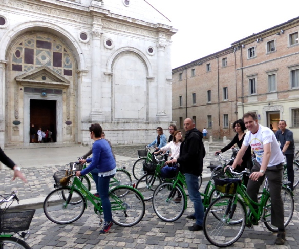 Bike Tour Rimini Tempio Malatestiano