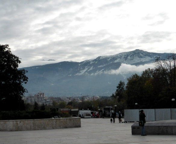 Mount Vitosha Sofia Bulgaria