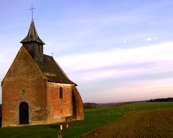 Chapelle du Try au Chenes New Years day 2015