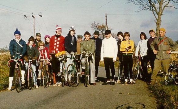Photo Godric Cycling Club
