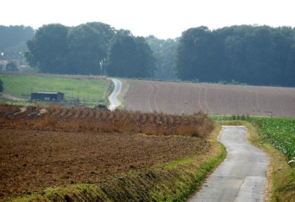 Lanes of Lasne Belgium
