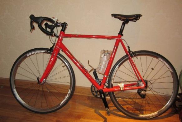 Phil's bike