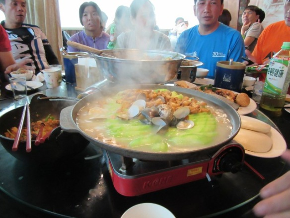 Taiwanese hot pot Taichung
