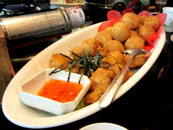 Tasty morsels Taiwan