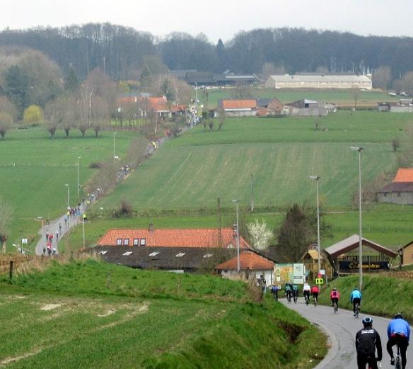 Kanarieberg Ronde van Vlaanderen Cyclo 2015