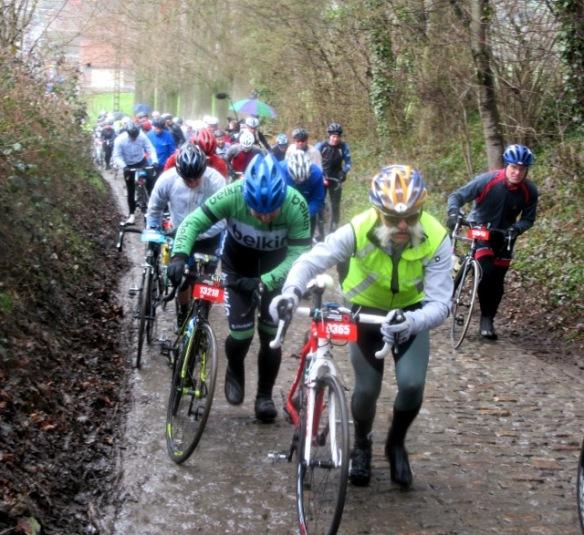 The Koppenberg Ronde van Vlaanderen Cyclo 2015