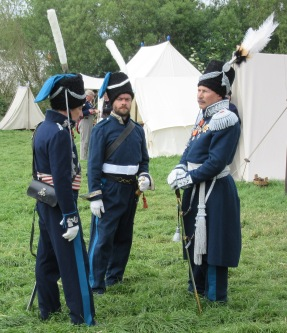 Waterloo 2015 characters 13