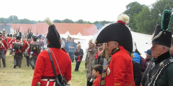 Waterloo 2015 characters 9