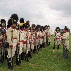 Waterloo 2015 reenacters 8