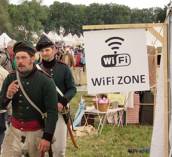 Waterloo 2015 Wifi zone