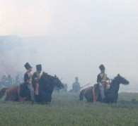Cavalry troop