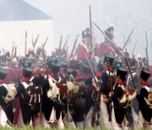 The battle for Hougoumont